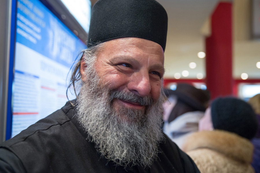 Отец Анастасий – ученик преподобного Паисия Святогорского.
