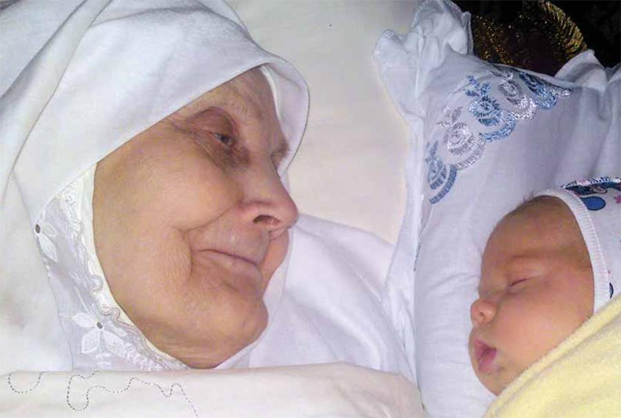 матушка Феодосия Скопинская