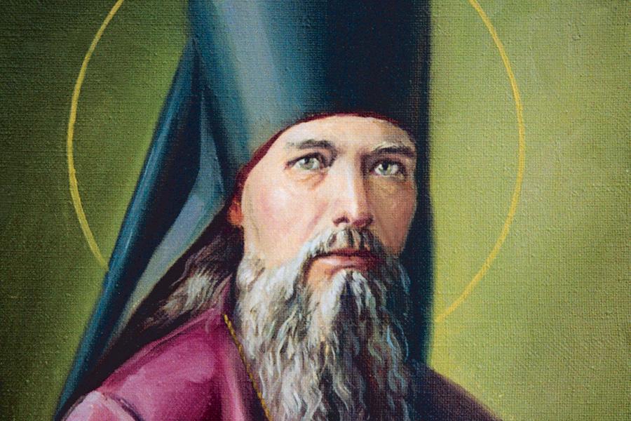 Портрет святителя Феофана