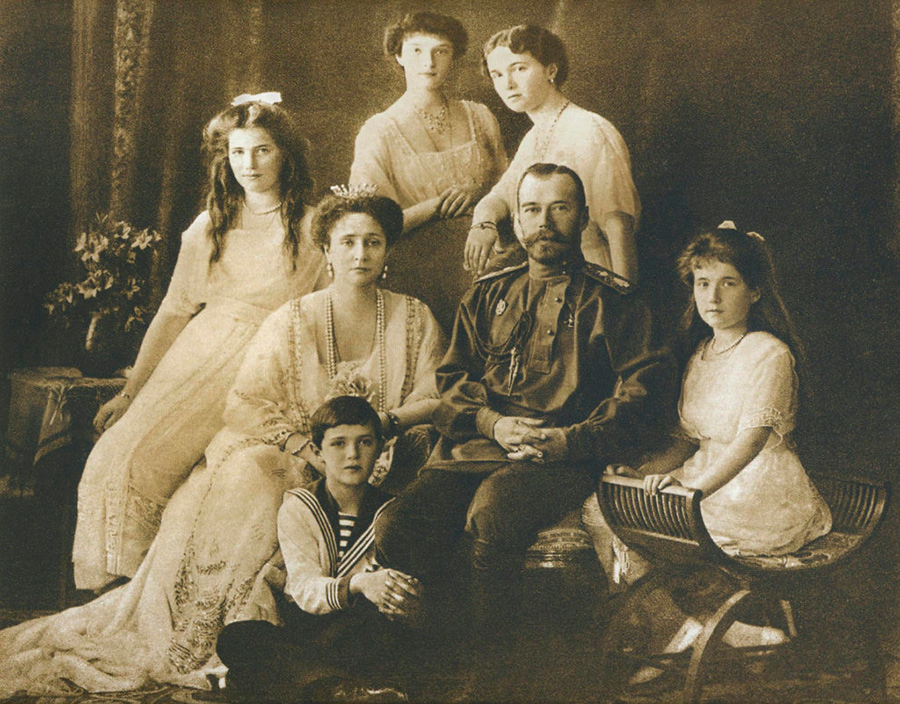 tsar-semiya