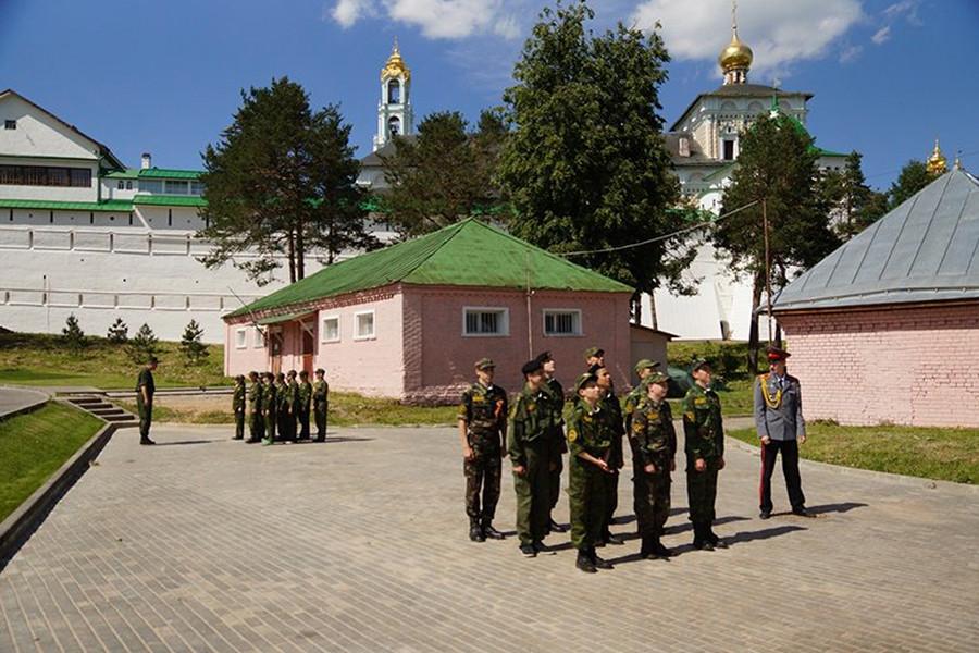 Военно-патриотический отряд «Пересвет»