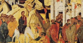 Вход-Господень-в-Иерусалим_Византийский-музей-в-Афинах_15-в