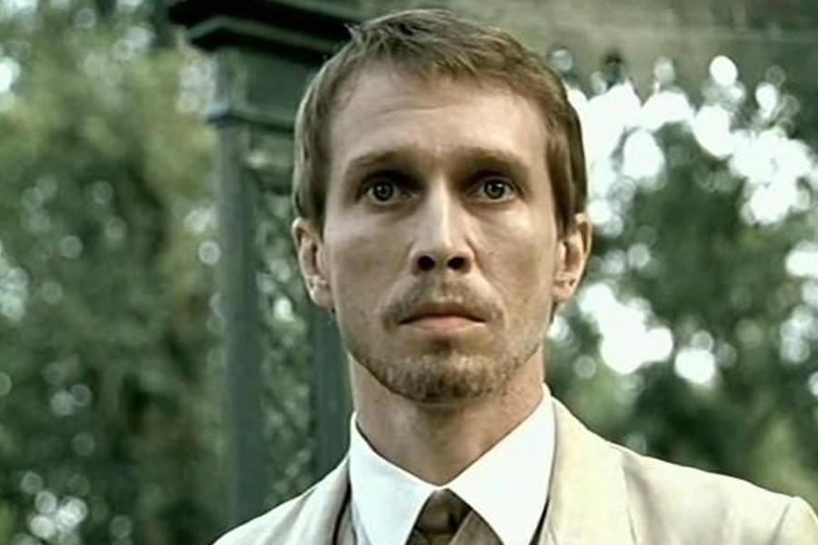 Евгений Миронов в роли Князя Мышкина