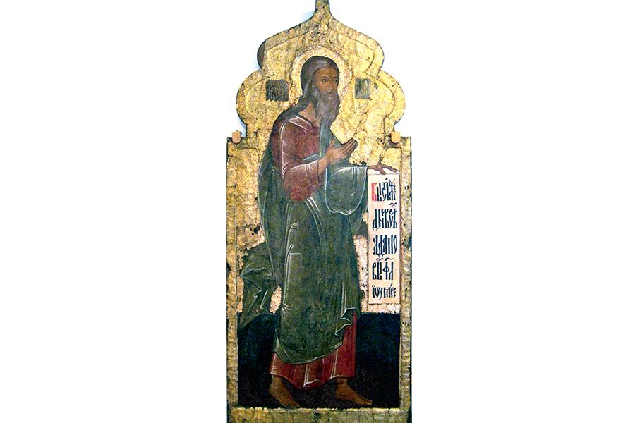 Адам икона Ждана Дементьева 1630