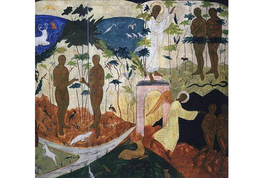 История Адама и Евы