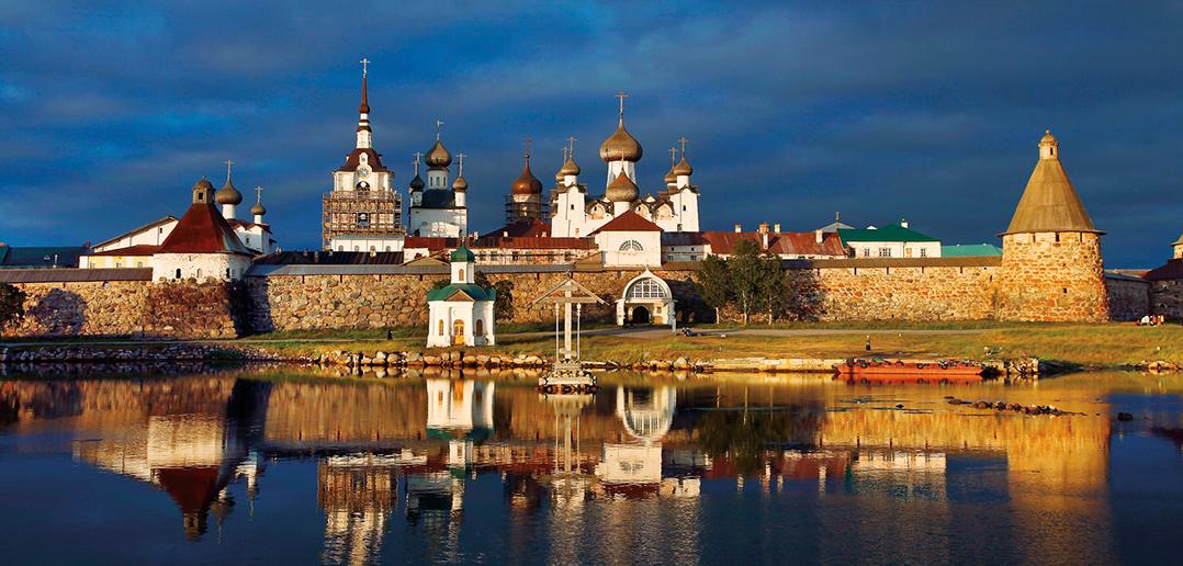 Соловецкий-монастырь