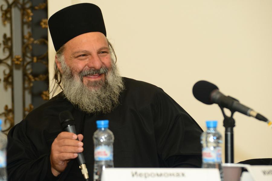 Схиархимандрит Анастасий (Топозиус)