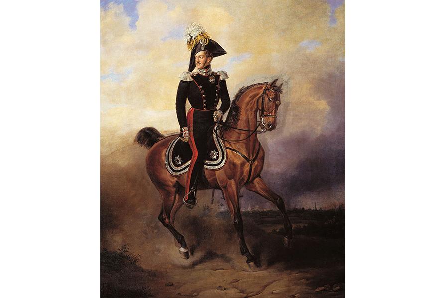 Император Николай I