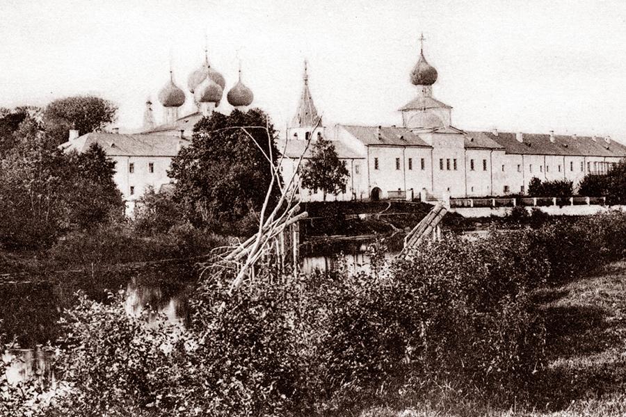 Желтиков монастырь в Твери