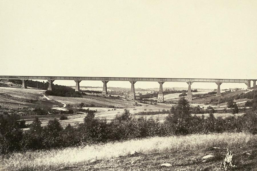 Веребьинский мост
