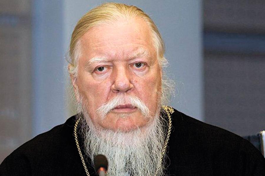 Отец Димитрий Смирнов