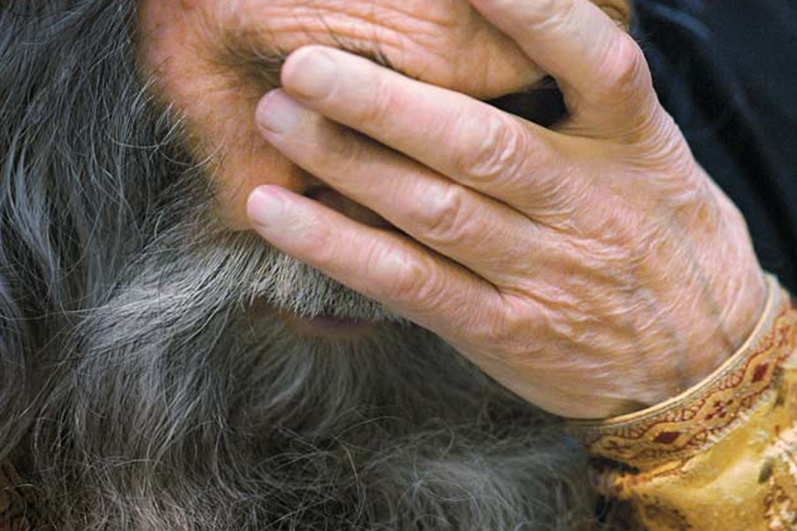 Молитва отца Илии