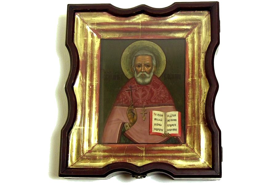 Икона новомученика Василия Смирнова