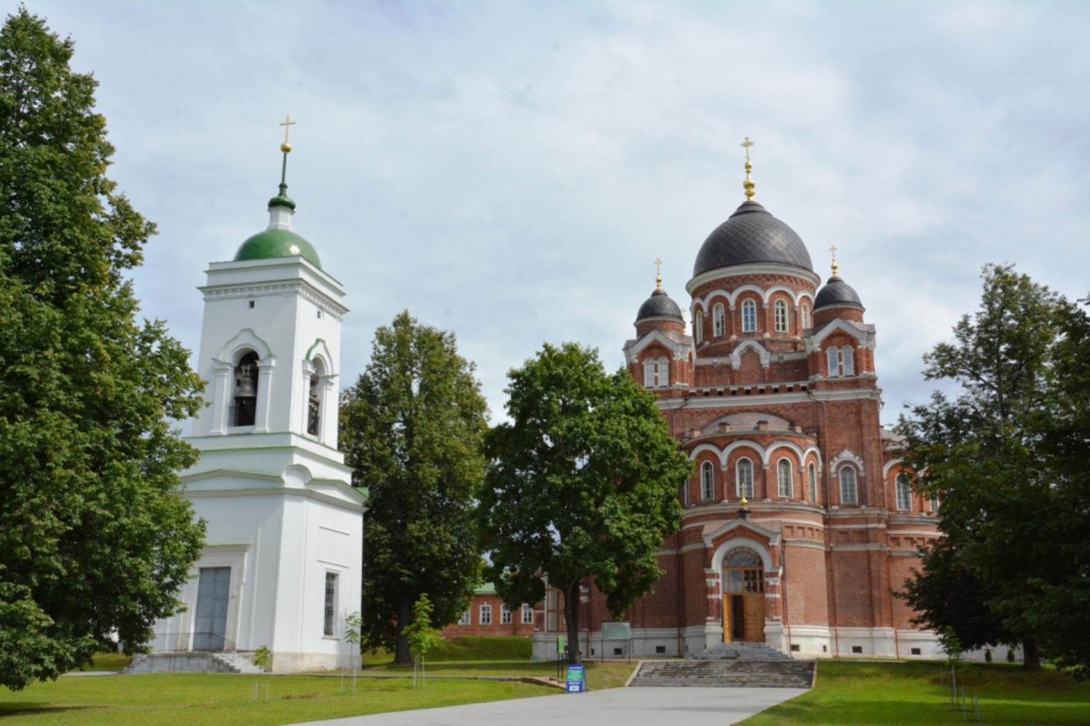 Монастырь основанный Тучковой