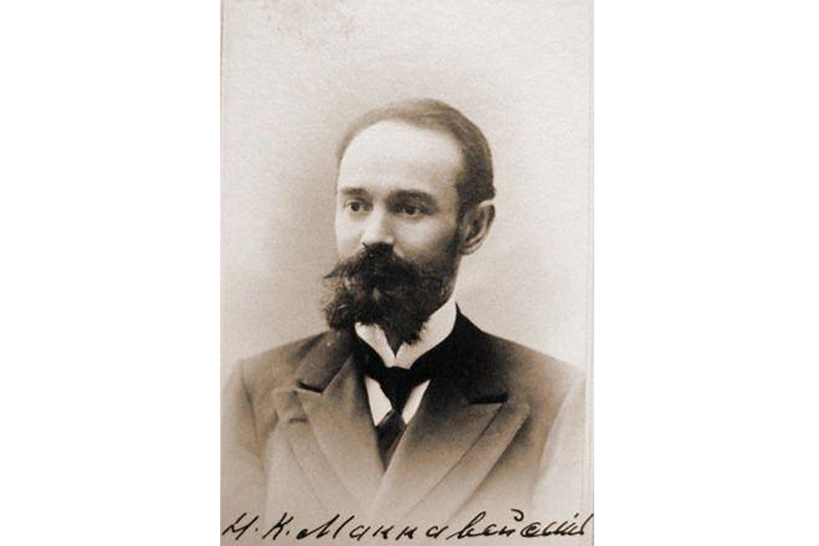 Николай Макковейский