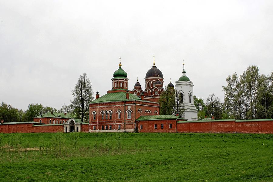 Спасо Бородинский монастырь