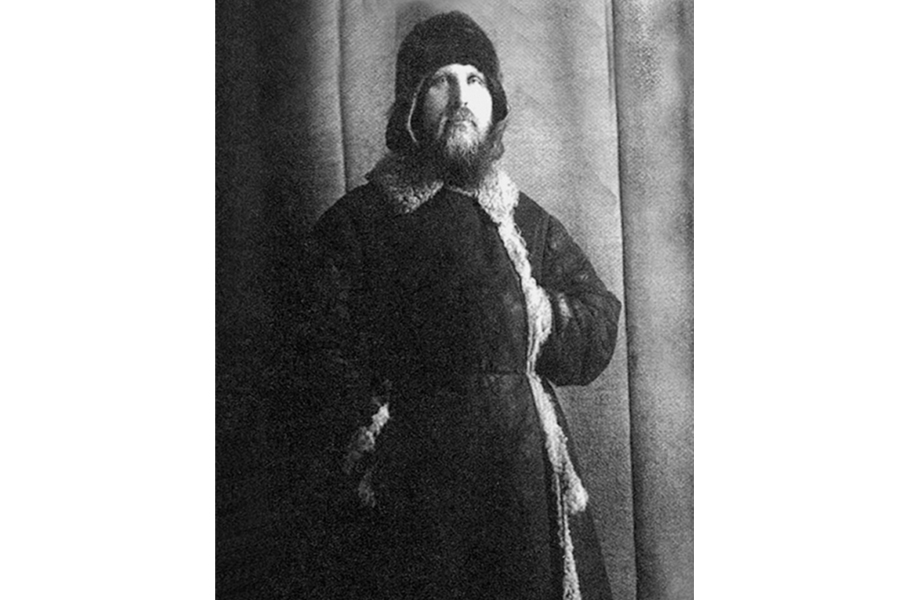 Архиепископ Иларион на Соловках