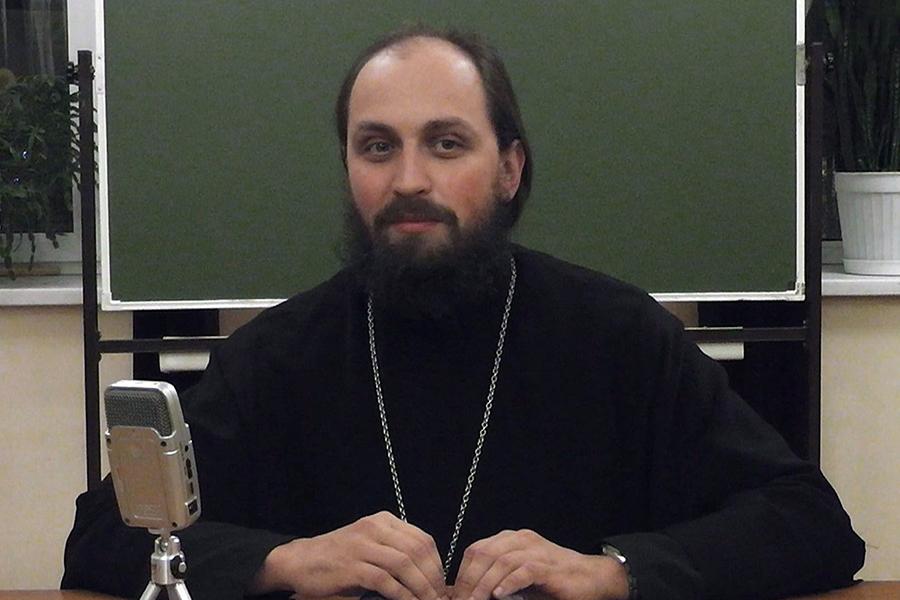 Иеромонах Киприан (Сафронов)