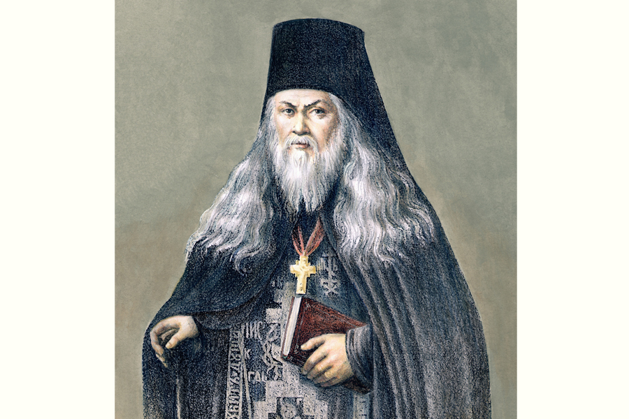 Оптинский старец Леонид