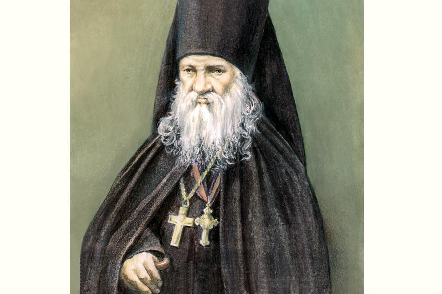 Оптинский старец Макарий