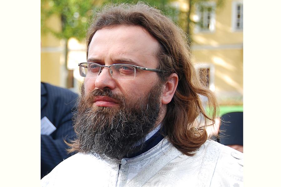 Протодиакон Игорь Михайлов