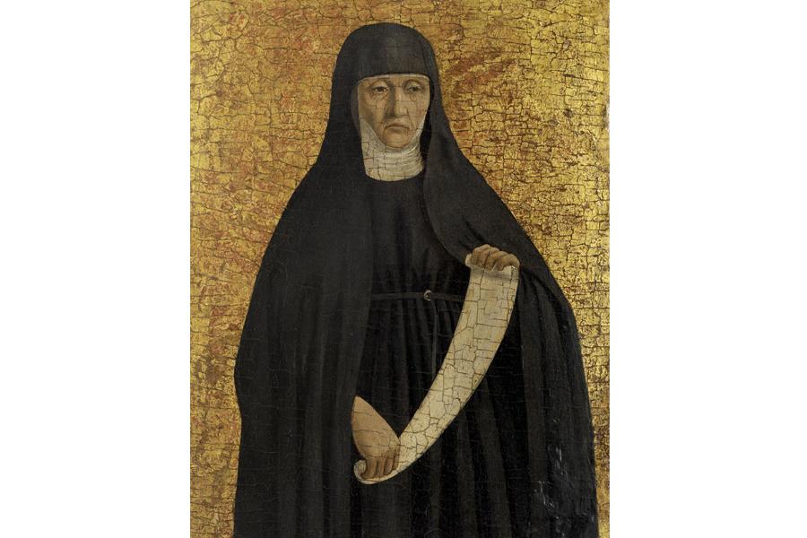 Моника - мать блаженного Августина