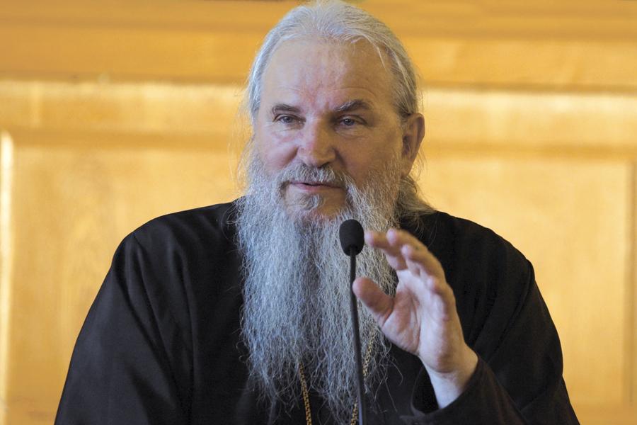 Беседа архимандрита Георгия (Шестуна)