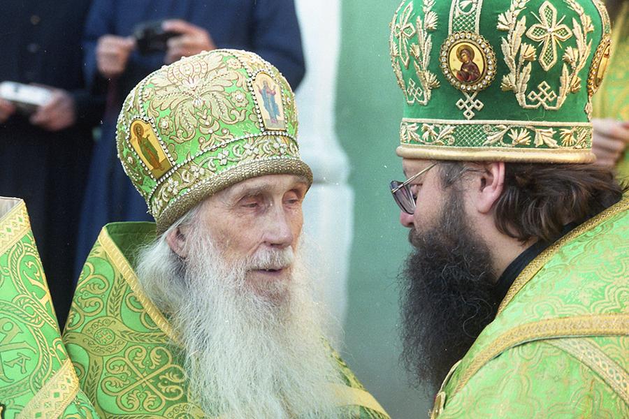 Беседа с духовником Лавры архимандритом Кириллом (Павловым)