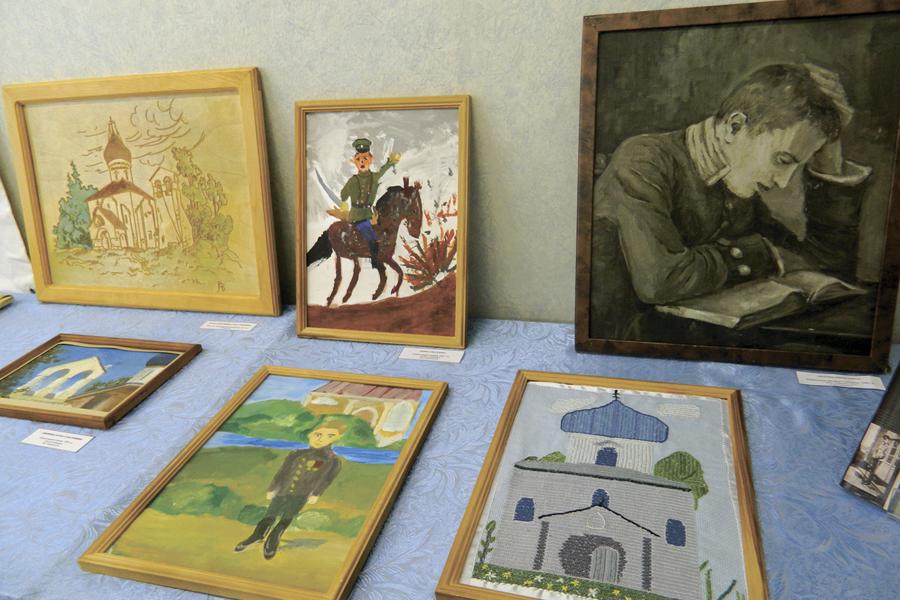 Конкурс рисунков в рамках Романовских чтений