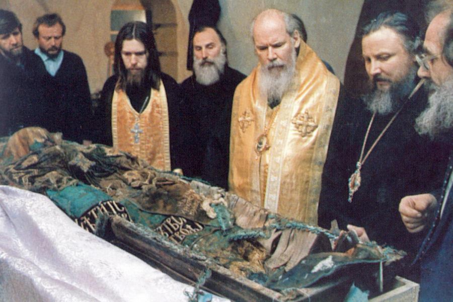 ковалевский иоанн ключарь василий блаженный храм русском языке книга