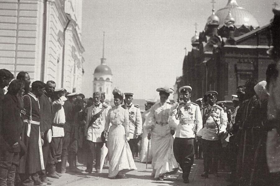 Россия верующая Саровские торжества 1903 года