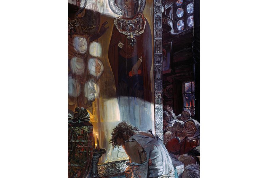 Молитва Прокопия Устюжского