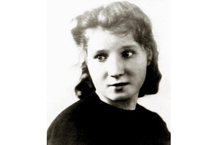 Валентина Щукина будущая игумения Георгия
