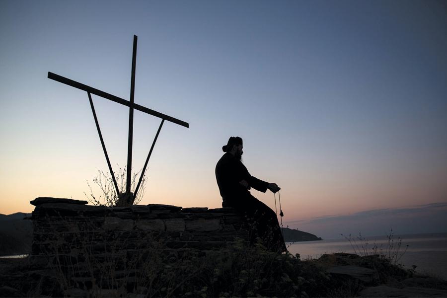 Для всех христиан Афон – это образец и указатель пути в Царствие Божие