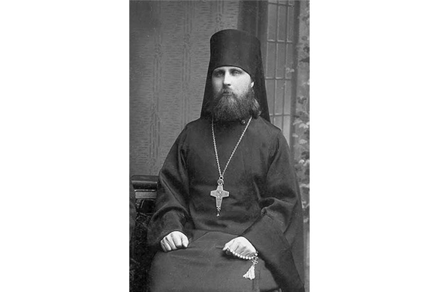 Архимандрит Иларион (Троицкий)