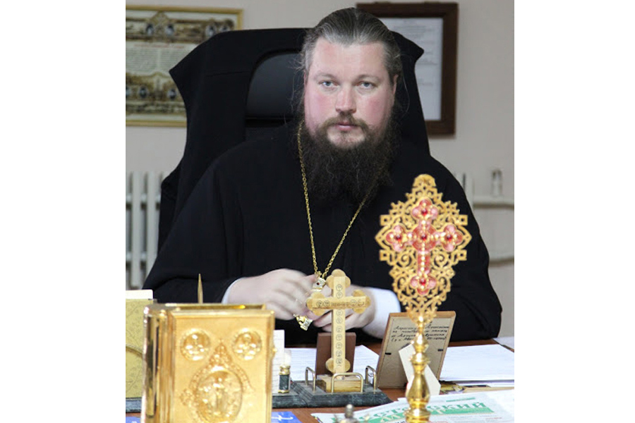 Епископ Касимовский и Сасовский Дионисий