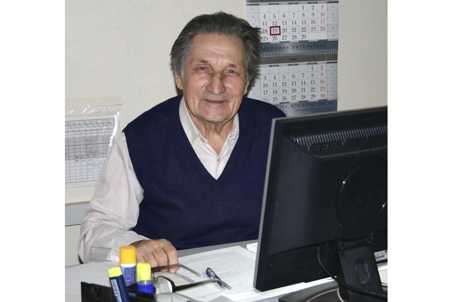Алексей Гаврилович Глухов