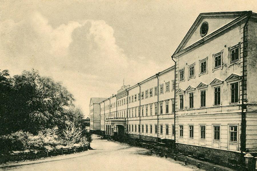 Духовная академия в Казани