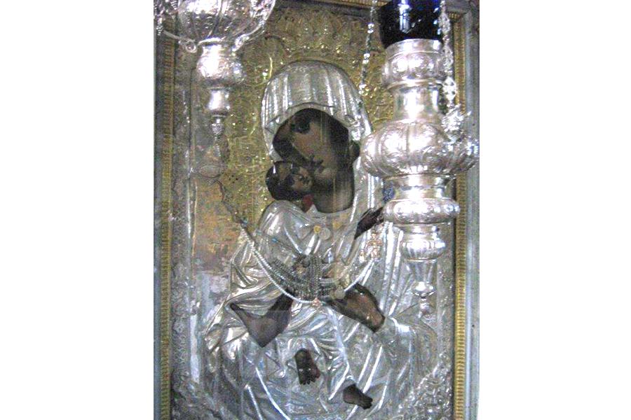 Ксилургу - икона Сладкое лобзание