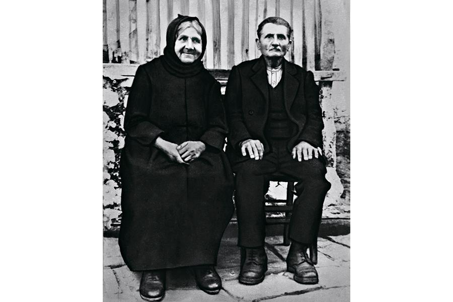 Родители святого Паисия Святогорца