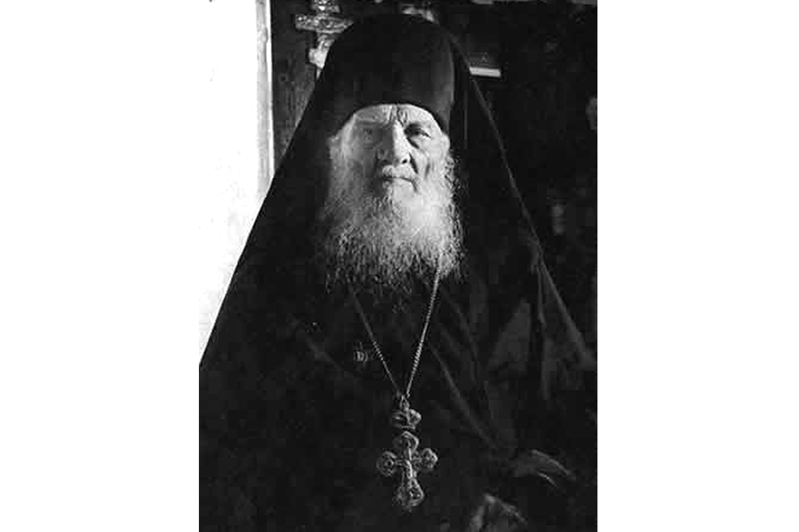 Схиархимандрит Амвросий (Иванов)