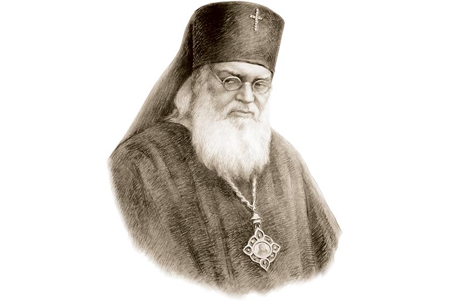 Преподобный Лука Войно-Ясенецкий