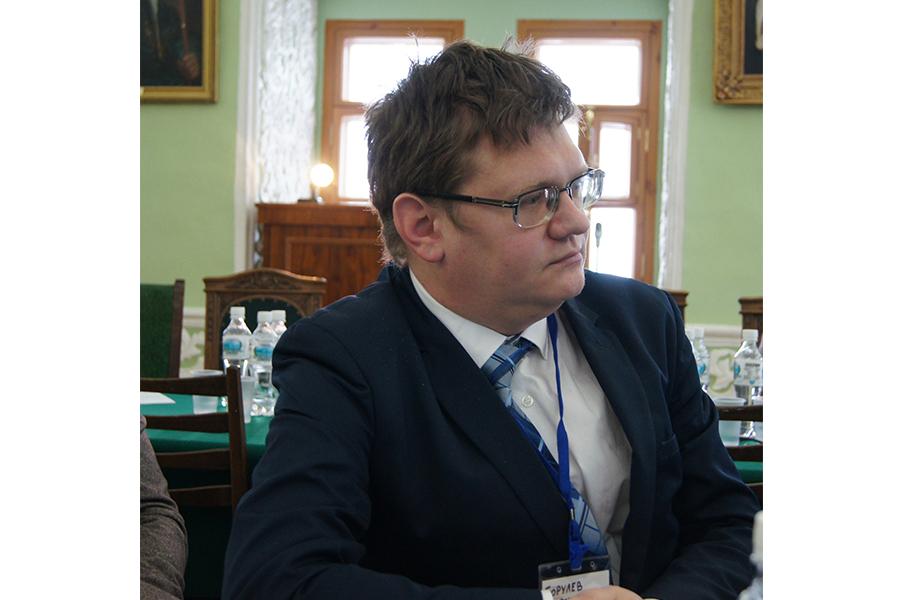 Мирон Валерьевич Боргулев