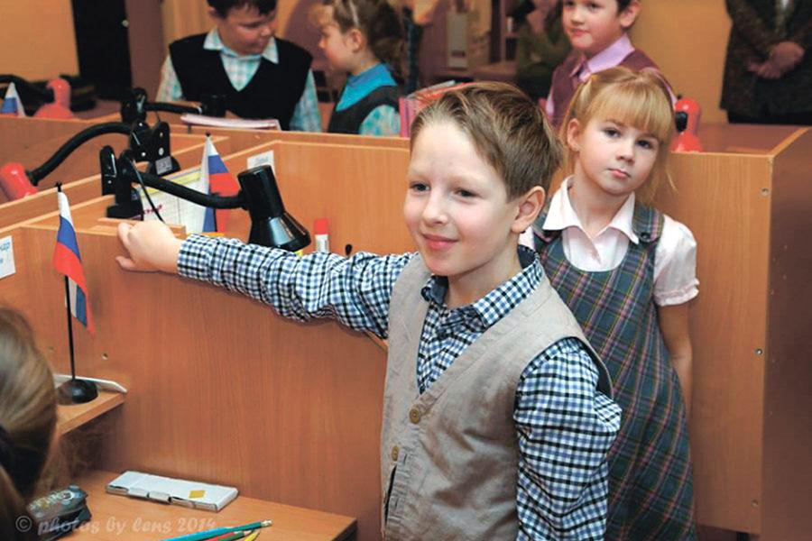 В Псковской лингвистической гимназии