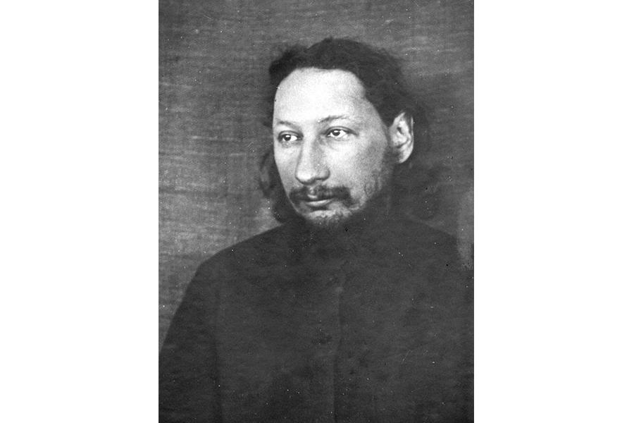 Павел Флоренский 1923 год