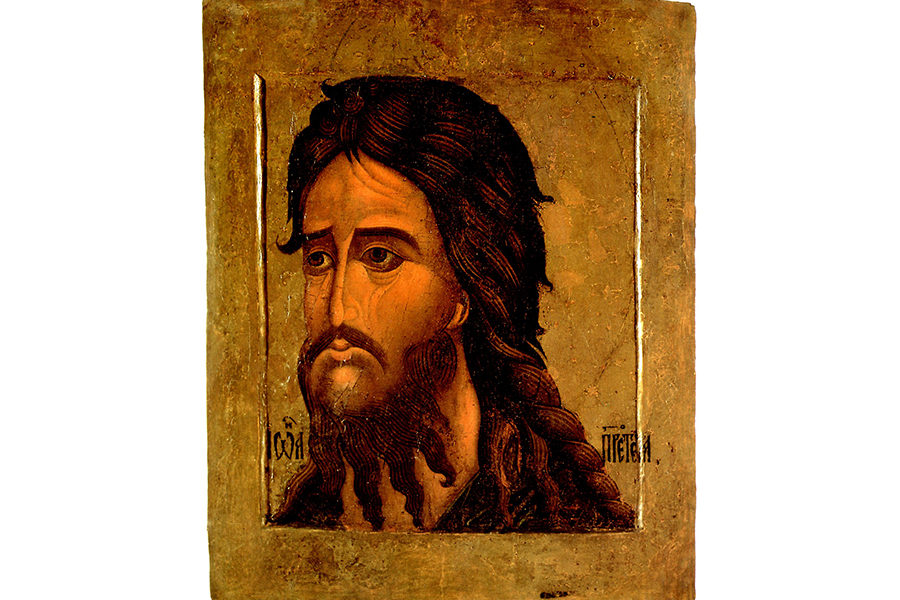 Иоанн Предтеча Икона