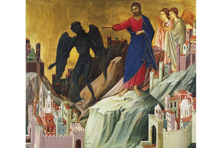 Искушения Иисуса Христа