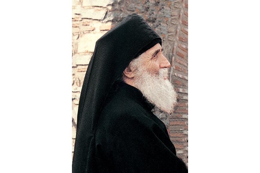 Преподобный Паисий в последние годы жизни
