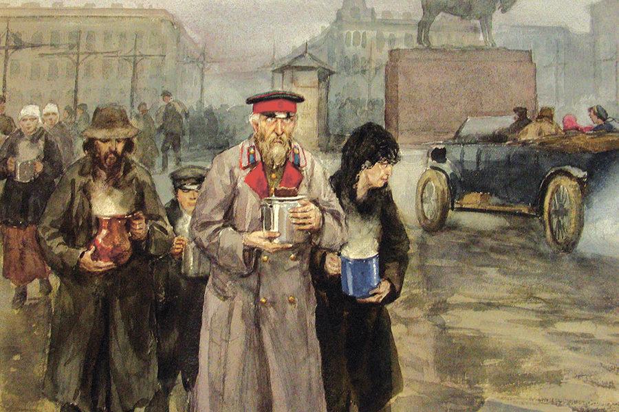 Бывшие Рисунок Владимирова