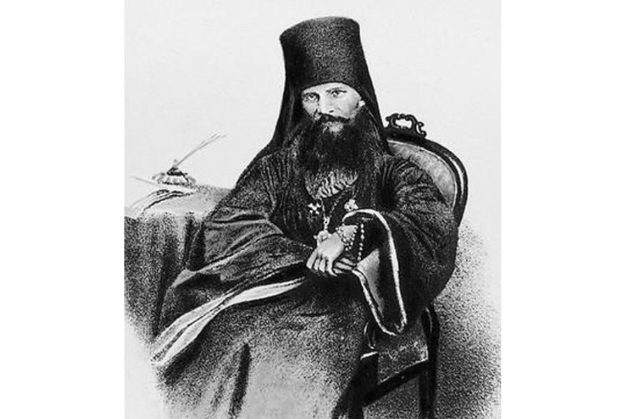 Александр Мавеевич Бухарев